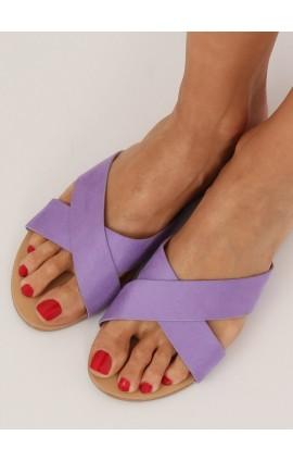 Šlepetės  930v violetinės
