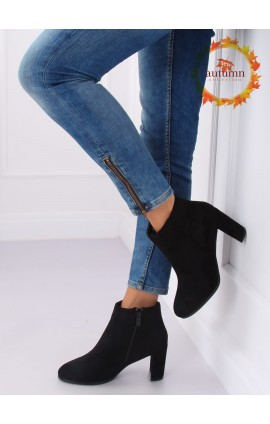Auliniai batai  A6801j juodi
