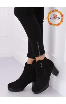 Auliniai batai  8B882j juodi