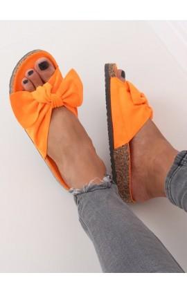 Stilingos šlepetės  G-580o oranžinės