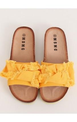 Šlepetės WS9023g geltonos