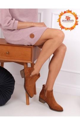 Auliniai batai NS159Pr rudi