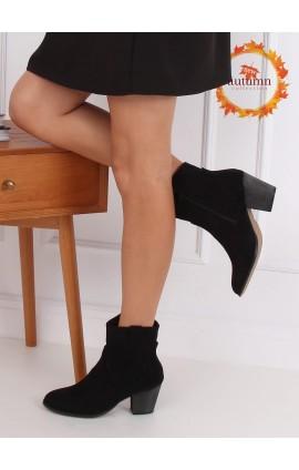 Auliniai batai  100-985B0-2j juodi