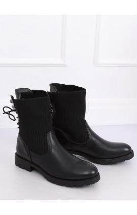 Auliniai batai  7969-PAj juodi