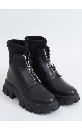 Auliniai batai NS155-1j juodi