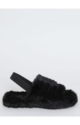 Kambario šlepetės  X8130j juodos