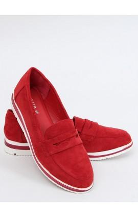 Mokasinai 1151r raudoni