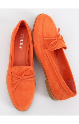 Mokasinai  3394o oranžiniai