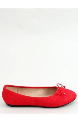 Balerinos  DY-12r raudonos